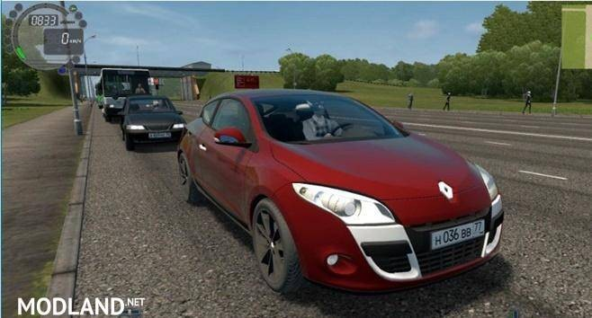 Renault Megane Coupe [2.0]